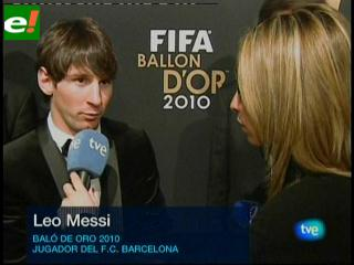 """El """"Messías"""" del fútbol mundial"""