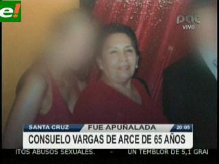 Asesinan a una mujer con 35 puñaladas