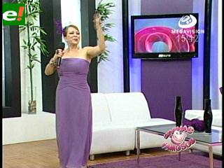 Cora Rivero Reina del Carnaval de Antaño 2011