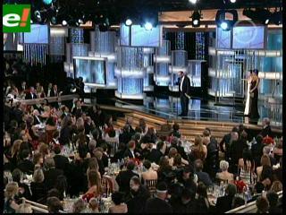 """""""La red social"""" y """"Glee"""", grandes triunfadoras en los Globos de Oro"""