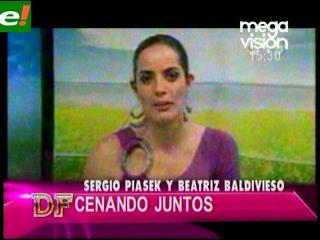 Beatriz Baldivieso conducirá Notivisión