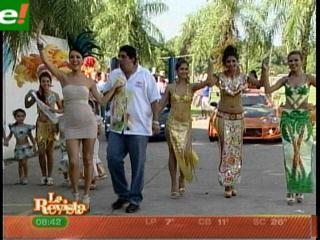 Se adelantó el carnaval en Unitel