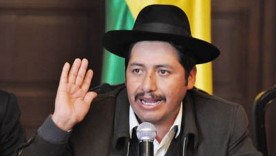 Gobernador de Chuquisaca sospecha que la oposición tramó escándalo sexual