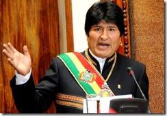 BOLIVIA-GOBIERNO