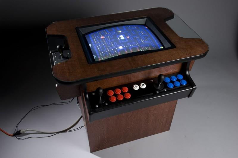 Maquina arcade - 5 ideas para revivir tu viejo PC