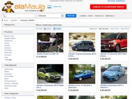 Internet, la principal fuente de información para quienes buscan comprar autos