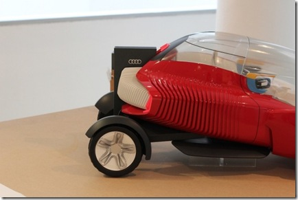 Coche 3D automontable