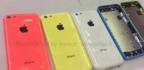 iphone mini colores