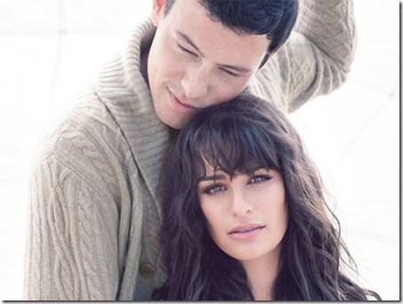 lea-michele-and-cory-monteith