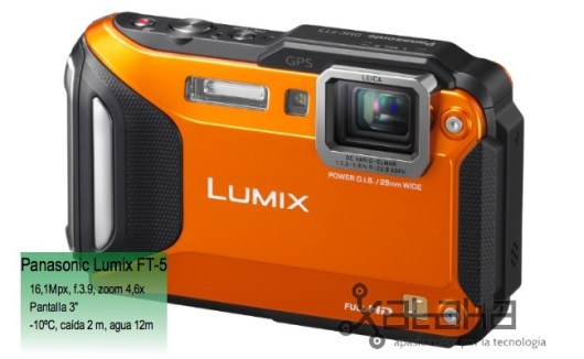 Lumix FT-5
