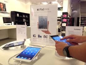 El iPad mini sumaría carcasas de colores y una mejor pantalla