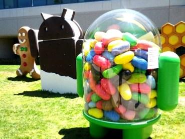 Android amplía su dominio en smartphones