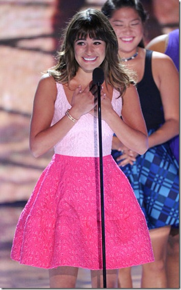 LeaMichele.TeenChoiceAwards