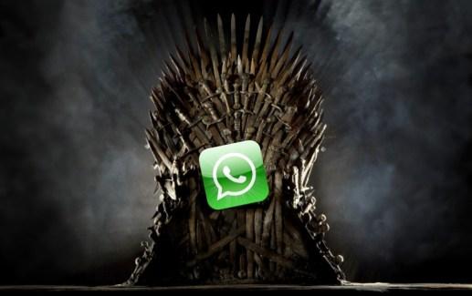 Alternativas a Whatsapp: el nuevo Juego de tronos