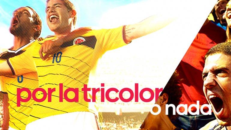 Así se promociona la nueva ropa de Colombia