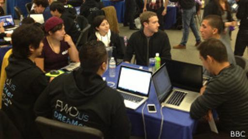 20 jóvenes participan de la iniciativa, llamada Hackathon.