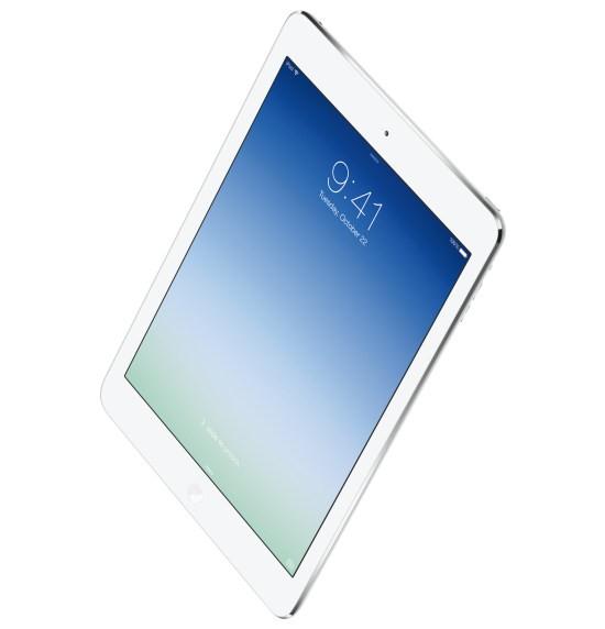 iPad Air se estaría vendiendo a un ritmo cinco veces más rápido que la versión anterior