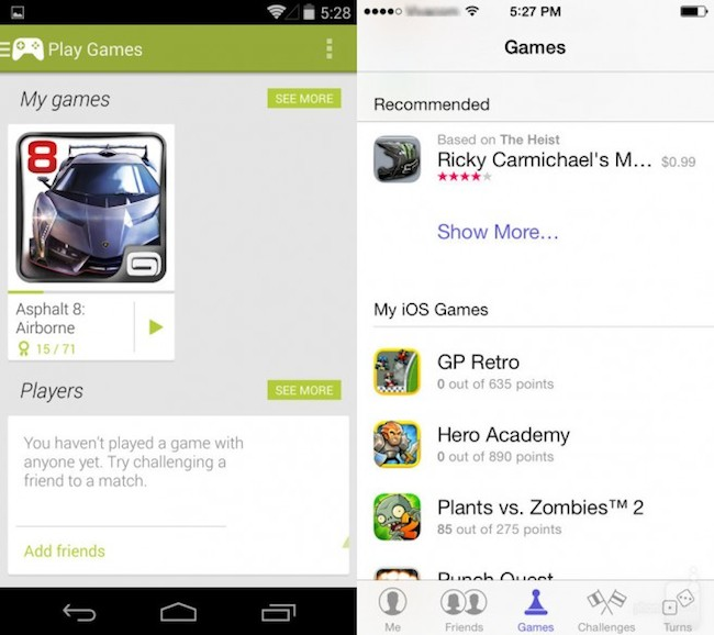 Game-Center-vs-Play-Games