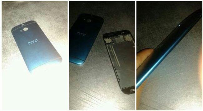 imágenes filtradas HTC M8
