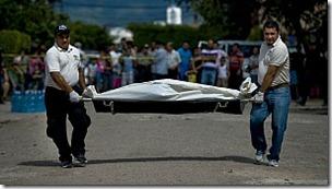 Honduras es uno de los países más violentos del mundo.