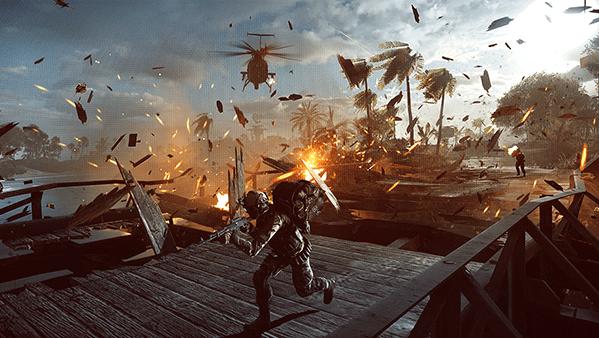 El multijugador de Battlefield 4 permitirá enfrentar a 64 jugadores en PS4 y Xbox One