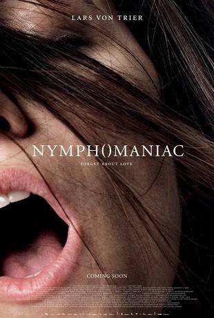 Cartel de Nymphomaniac
