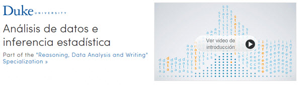 Análisis de datos e inferencia estadística