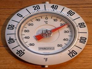¿De dónde viene la escala Fahrenheit de temperatura?