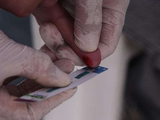 DIAGNOSTICADO. Aumentan los registros de VIH en Chuquisaca.