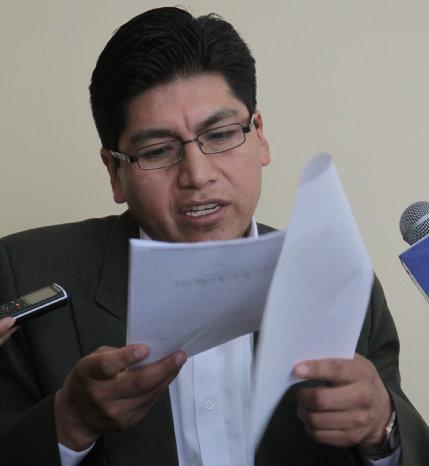 DIRECTOR. Franz Ochoa.