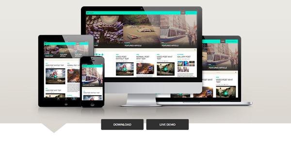 Fullby tema WordPress