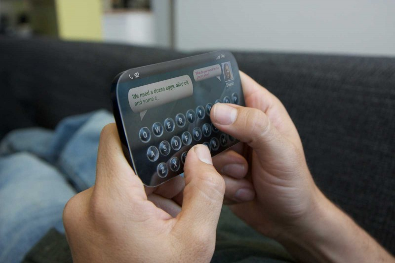 Tactus Technology pantalla tactil con botones (1)