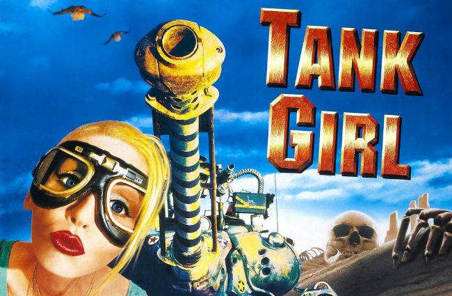 Tank Girl cartel