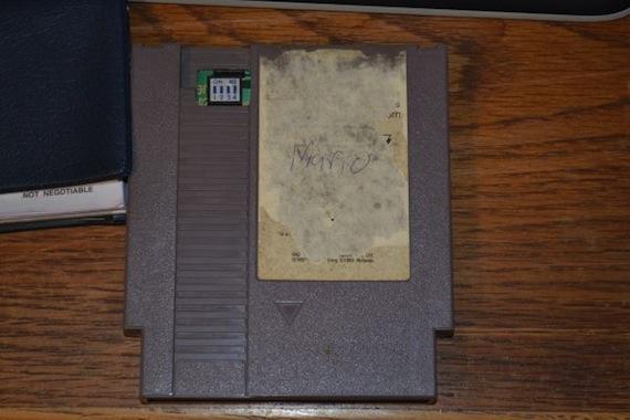 cartucho nes Un viejo y raro cartucho de NES se vende por casi 100.000 dólares