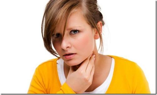 como sanar la garganta rapido