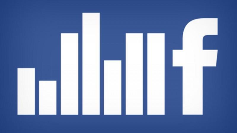facebook estadística