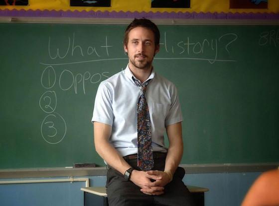 Half Nelson, Ryan Gosling
