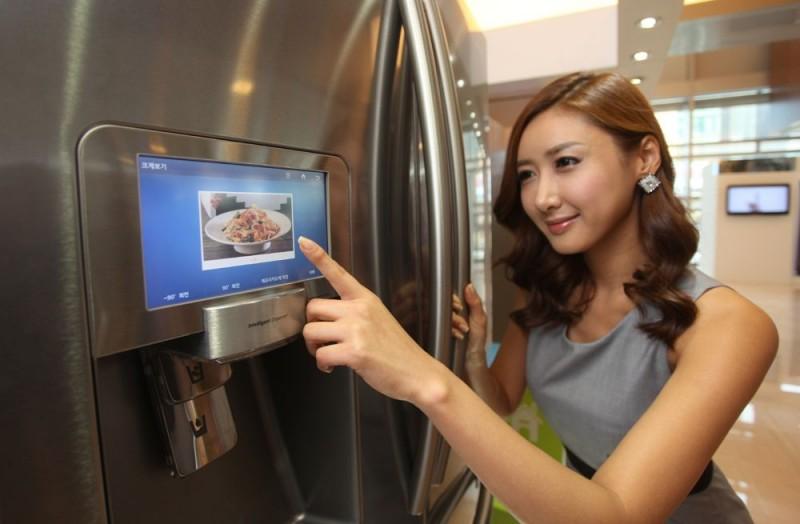 controlar los electrodomésticos