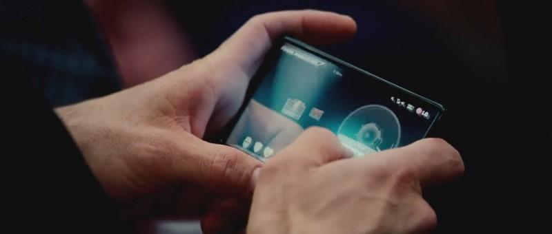 El MIT está trabajando en una pantalla como la del smartphone de Iron Man