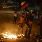 VENEZUELA-STUDENTS-PROTEST