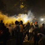 VENEZUELA-STUDEM-PROTEST