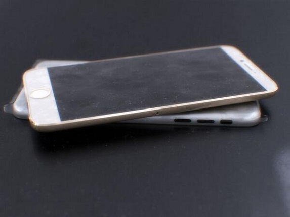 2 Aparecen en la red de redes las primeras imágenes de lo que podría ser el iPhone 6
