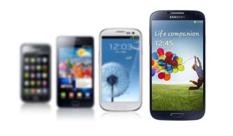 Saga Galaxy S