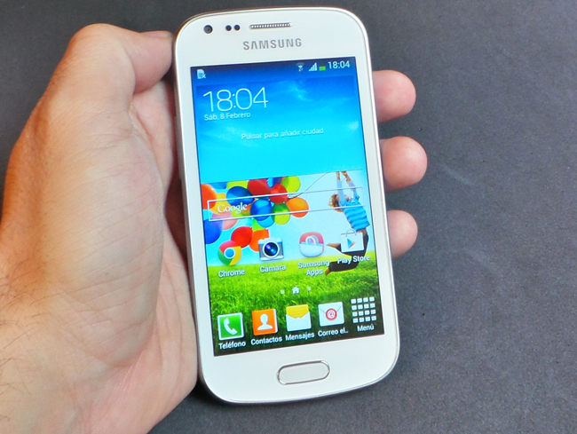 Teléfono Samsung Galaxy Trend Plus