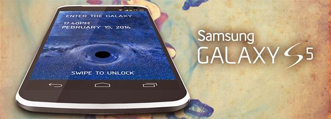cuerpo samsung galaxy s5 onscreen