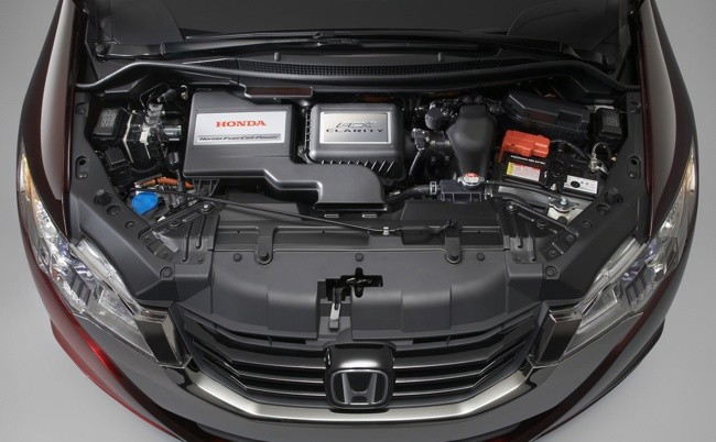 Honda FCX Clarity vano motor