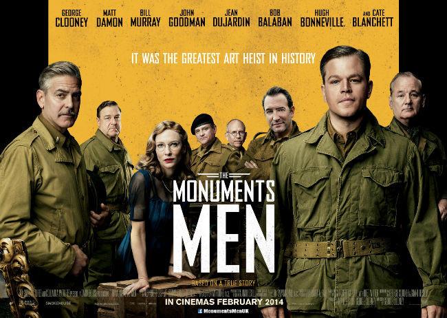Monuments Men cartel