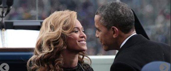 Obama Beyonce romance
