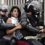 VENEZUELA-POLITICS-OPPOSITION-PROTEST