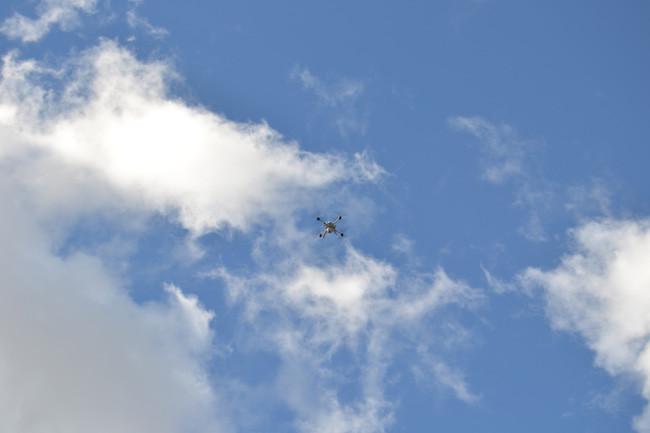 Drone Siemens